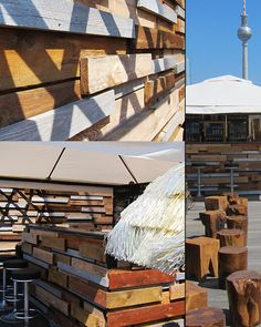 BAXPAX DOWNTOWN hostel by Julia Kosina, Berlin Germany pallet hostel ...