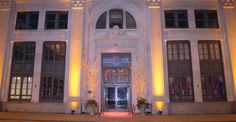 Our wedding venue... The Cadre Building in Downtown Memphis, TN (July 20th 2012)