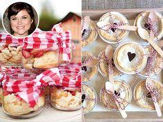 Steal Tiffani Thiessen's Summer Party Theme: Strawberries!