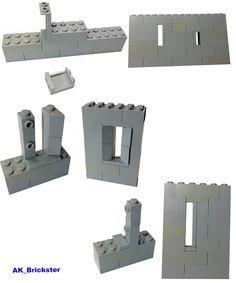 Tablescrap Tutorial #02 - Vertical Openings | by AK_Brickster