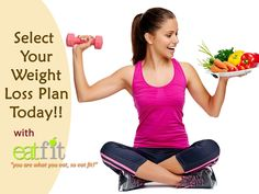 """Get a fit & healthy by selecting nutrition plan today at #eatfit!! #Fit #healthy #weightlossplan #healthymealplan  """"You are what you eat, so eatfit!"""" Fresh meal plan Weight loss and so much more Delicious and nutritious.."""