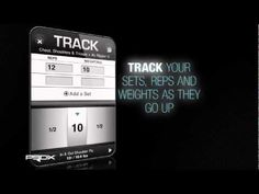 P90X App for iPhone - Workout on the Go! Auto schedule, track, log nutriton journal, chart your success! youtu.be/3QH-b1H_hik workouts ab-excercise
