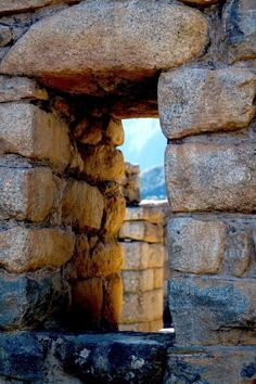 Machu Picchu Portal