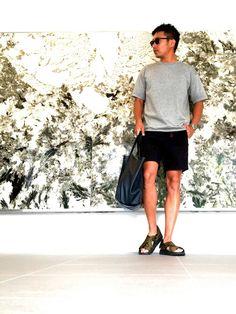 MATSU|Tシャツ・カットソーを使ったコーディネート - WEAR