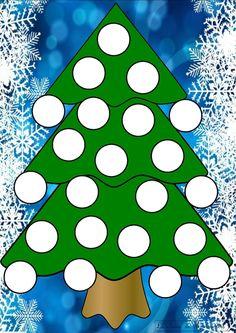 23 Clever DIY Christmas Decoration Ideas By Crafty Panda Preschool Christmas Crafts, Christmas Activities For Kids, Christmas Decorations To Make, Christmas Themes, Diy Crafts For Kids, Art For Kids, Christmas Worksheets, Free Printable Art, Theme Noel