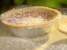 Portuguese Custard Tartlets Recipe : Emeril Lagasse : Food Network - FoodNetwork.com