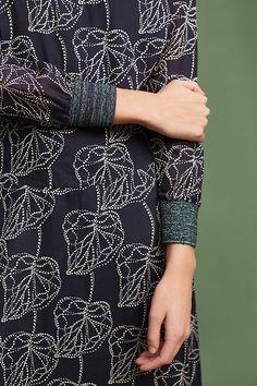 Slide View: 2: Isabeau Silk Dress