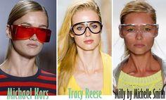Learn about Spring/Summer 2013 hottest eyewear trends. Eyewear Trends, Sunglasses Women, Spring Summer, Frames, Accessories, Eyes, Fashion, Eyeglasses, Summer