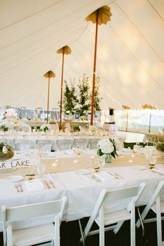 Love tented wedding receptions! Tent from http://sperrytents.com, Photography by yazyjo.com