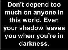 depend