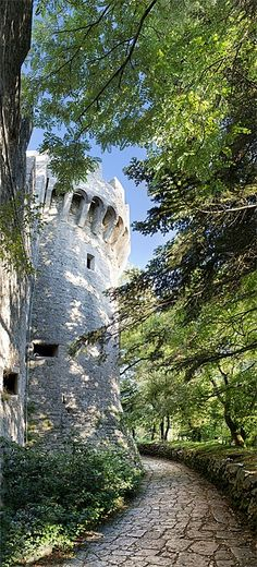 Rocca Della Guaita, San Marino, inside of , but not part of Italy . Between Marche and Emilia Romagna