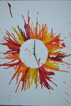 1000 Images About Handmade Clock On Pinterest Handmade