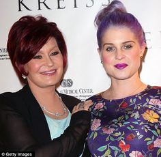 Study finds ageing mothers prefer daughters to husband Sharon Osbourne, Kelly Osbourne, All Need Is Love, Mother Daughter Photography, Kids And Parenting, Daughters, Nest, Mothers, Husband