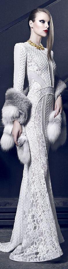 Nicolas Jebran couture 2014/15