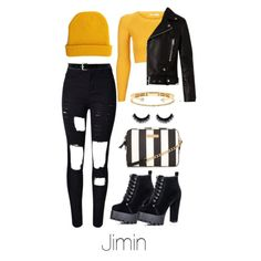 Night out with Jimin ✖️