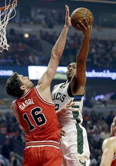 Bulls vencen a Bucks pese a ausencia de Butler - http://a.tunx.co/Fd7k5