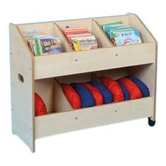 Scarlett Children's 80cm Book Display Isabelle & Max Colour: Multi Coloured Childrens Bookcase, High Sleeper Bed, Liberty House, Play Kitchen Sets, Book Display Shelf, Cube Unit, Cube Bookcase, Bookcase Shelves, Giraffe Print
