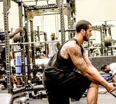 Colin Kaepernick Training