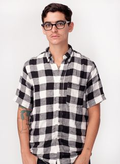 JD Samson leader of MEN (Band)