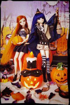 Halloween 2013 J-Doll Andrassy Ave & J-Doll Stephen Avenue Walk