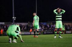 Green ethos makes England's Forest Green Rovers a big hit worldwide