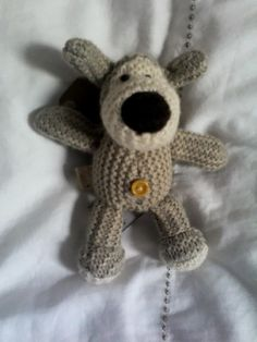 Lost on 12/08/2014 @ Alicante Airport, Spain. Lost small boofle dog toy. This is/was my sons absolute favourite toy and he is still asking if he will turn up. There are two tiny repairs, one on an ear and one on a foot. It is about 5 inches lo... Visit: https://whiteboomerang.com/lostteddy/msg/736ukz (Posted by Leanne on 14/09/2014)