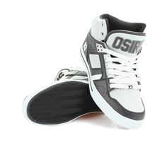 Osiris San Antoniio NYC83 High Tops - Black White Grey - Online Clothing  Fashion Boutique Picanini. Ivy Unger · shoes ·