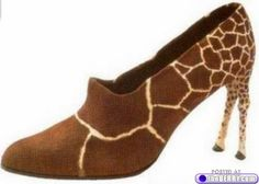 crazy shoes 6 Something is a little fishy about these (17 photos)