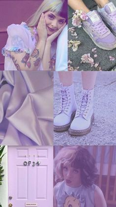 Find images and videos about melanie martinez, fondos de pantalla and lookscreen on We Heart It - the app to get lost in what you love. Cry Baby, Crybaby Melanie Martinez, Purple Aesthetic, Queen, Her Style, My Girl, Crying, Collage, My Favorite Things