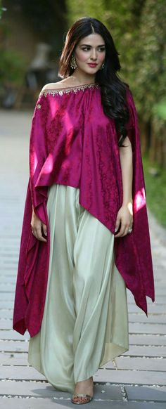 For the love of the colour combination. Beautifull Party Wear Dresses for Girls 2017 Pakistani Dresses, Indian Dresses, Indian Outfits, Pakistani Makeup, Ethnic Fashion, Asian Fashion, Womens Fashion, Classy Fashion, Punjabi Fashion