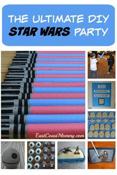 East Coast Mommy: DIY Star Wars Party