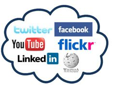 """""""List of World's Top Social Media Sites""""  Do you use social media for your business? If not yet then get a quick start today."""