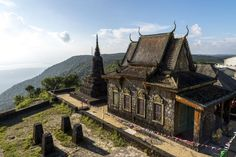Bokor National Park Cambodja
