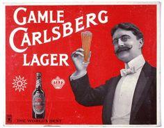 Gamel Carlsberg Lager (1900)