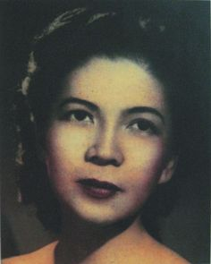 """The first woman ever admitted to Harvard Med School. """" A Filipina woman named Fe del Mundo received an offer from the president of the Philippines for a full scholarship to attend any. Great Women, Amazing Women, Amazing People, Women In History, Black History, President Of The Philippines, Brave, Harvard Medical School, Women Names"""