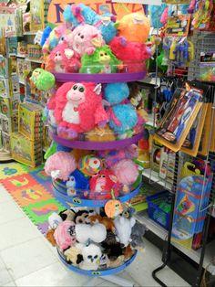 Monstaz & Beanie Boos $4.99-$5.99