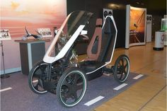 is it an e bike is it an e car no it s a bio hybrid. Black Bedroom Furniture Sets. Home Design Ideas