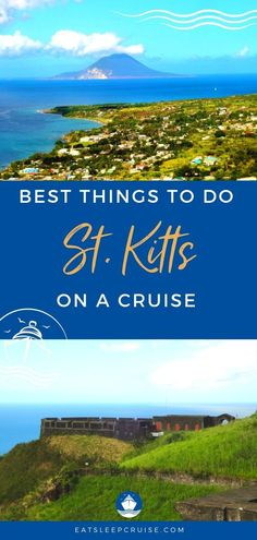 Things to Do in St. Kitts on a Cruise Best Things to Do in St. Kitts on a Cruise Best Cruise, Cruise Port, Cruise Travel, Cruise Vacation, Shopping Travel, Cruise Tips, Cruise Excursions, Cruise Destinations, Caribbean Vacations
