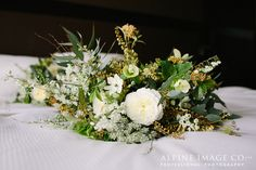A stunning wild, organic styled bouquet consisting of a few main blooms, some accent flowers and loads of seasonal textural plant material. Finished with rustic jute twine on the handle. October Bouquet, Flower Room, Seasonal Flowers, Jute Twine, Wedding Flowers, Bloom, Organic, Rustic, Table Decorations