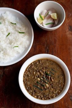 amritsari dal or langarwali dal recipe. this dal is called as amritsari dal as its a popular dal made & served by a famous dhaba outside golden temple - amritsar. Lentil Recipes, Soup Recipes, Vegetarian Recipes, Cooking Recipes, Healthy Recipes, Veg Recipes Of India, Indian Food Recipes, Asian Recipes, Feijoada Recipe