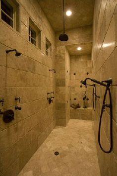 Best 25 Walk Through Shower Ideas On Pinterest Rain