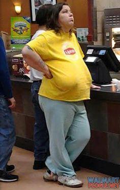 Damn someone needs to wear a bra. Lol