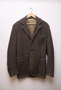 Ermanno Scervino Wool Blazer Size 48l - Blazers for Sale - Grailed