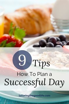 Planning Your Day, Meal Planning, Daily Routine Schedule, Daily Routines, Can Plan, How To Plan, Productivity Management, Make A Grocery List, Habits Of Successful People