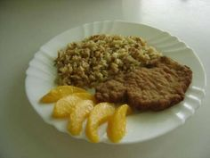 Oddýchnuté rezne - recept Grains, Rice, Beef, Food, Meat, Essen, Meals, Seeds, Yemek