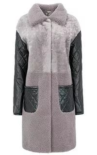 пальто из ткани комбинир с кожей: 6 тыс изображений найдено в Яндекс.Картинках