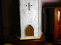 Made by my friend Norman. Interior set in Tudor era Norman Castle, Tudor Era, Dollhouse Miniatures, Interior, Home Decor, Decoration Home, Room Decor, Doll House Miniatures, Design Interiors