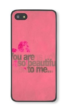 iPhone 5/5S Phone Case DAYIMM You Are So Beautiful Black PC Hard Case for Apple iPhone 5/5S Case DAYIMM? http://www.amazon.com/dp/B017LLOO7K/ref=cm_sw_r_pi_dp_Ccuqwb160M0RX
