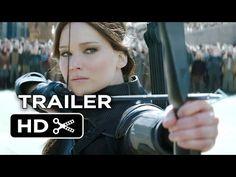 The Hunger Games: Mockingjay - Part 2 Official Teaser Trailer #1 (2015) - Jennifer Lawrence Movie HD - YouTube