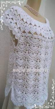 New crochet blusas caladas 69 ideas Crochet Top Outfit, Black Crochet Dress, V Stitch Crochet, Diy Crafts Crochet, Beginner Crochet Projects, Crochet Baby Clothes, Knitted Slippers, Vintage Tablecloths, Irish Crochet